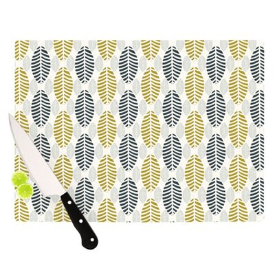KESS InHouse Seaport Cutting Board