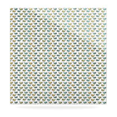 KESS InHouse Spring Stem by Julie Hamilton Graphic Art Plaque
