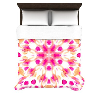 KESS InHouse Batik Mandala Duvet Collection