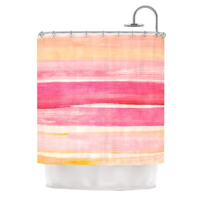 Coulour Play Polyester Shower Curtain