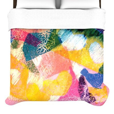 KESS InHouse Texture Duvet Cover