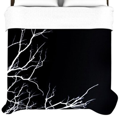 KESS InHouse Winter Duvet Cover
