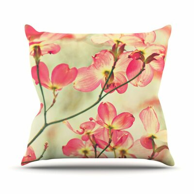 KESS InHouse Morning Light Throw Pillow