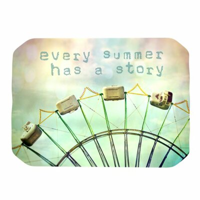 KESS InHouse Every Summer Has a Story Placemat
