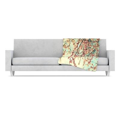 KESS InHouse Take a Rest Fleece Throw Blanket