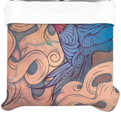KESS InHouse Aerialism Duvet Cover