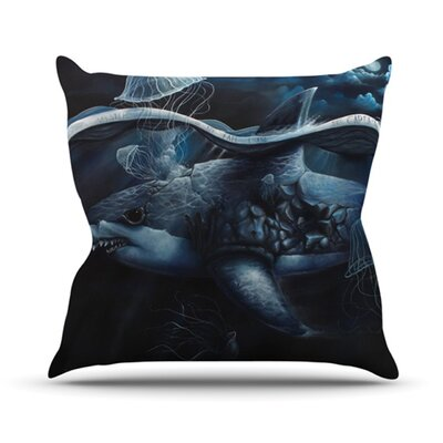KESS InHouse Invictus Throw Pillow