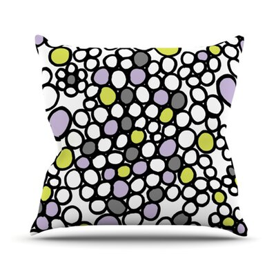 Pebbles Throw Pillow