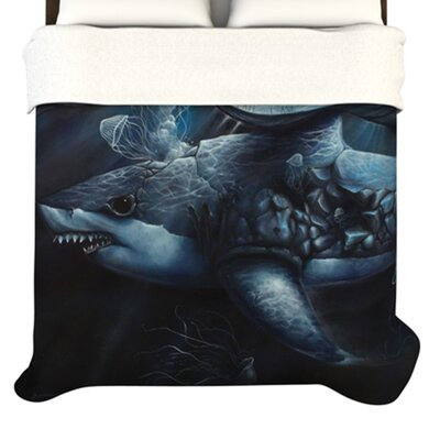KESS InHouse Invictus Duvet Collection