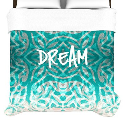 KESS InHouse Tattooed Dreams Duvet