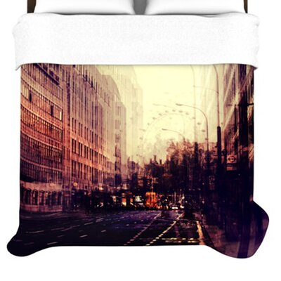 KESS InHouse London Duvet Collection