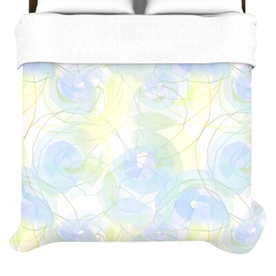 KESS InHouse Paper Flower Duvet Collection