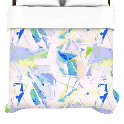 KESS InHouse Shatter Duvet Collection
