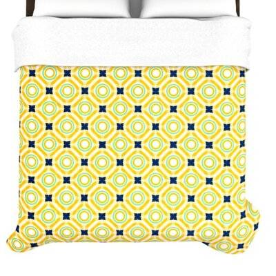 KESS InHouse Tossing Pennies II Duvet Collection