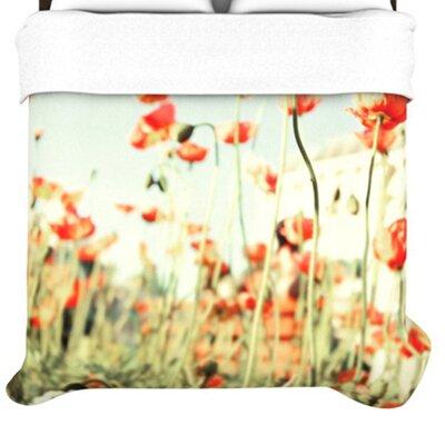 KESS InHouse Poppy Bedding Collection