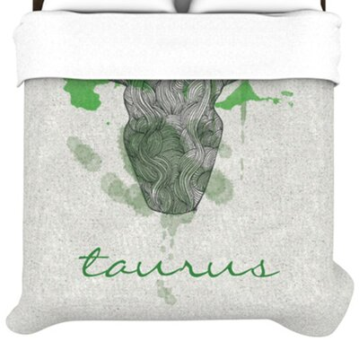 KESS InHouse Taurus Duvet Collection