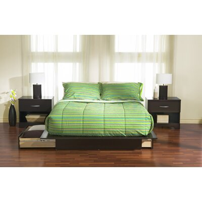 Back Bay Platform Bedroom Collection