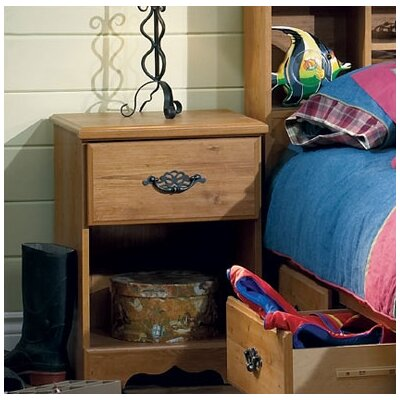 South Shore Roslindale 1 Drawer Nightstand