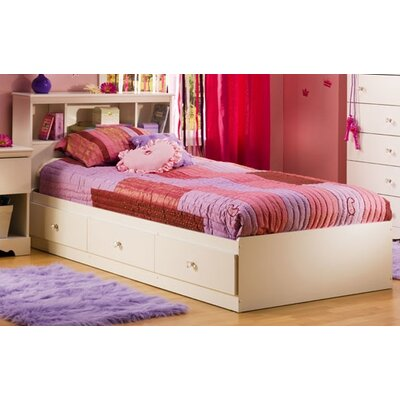 South Shore Crystal Twin Mates Captain Bedroom Collection