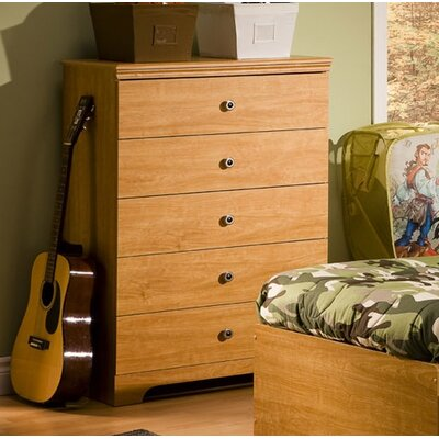 South Shore Billy Twin Mates Captain Bedroom Collection