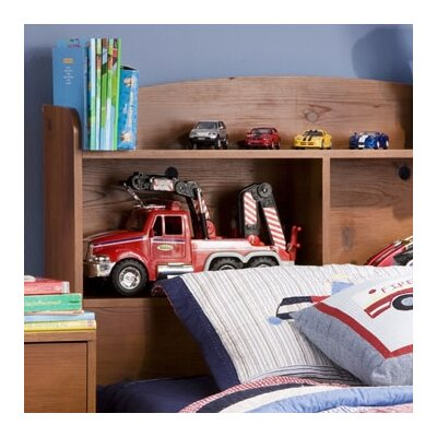 South Shore Logik Twin Mates Bookcase Bed