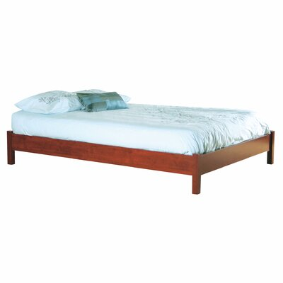 South Shore Vintage Queen Platform Bed