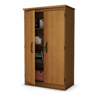 "South Shore Morgan 37"" Storage Cabinet"