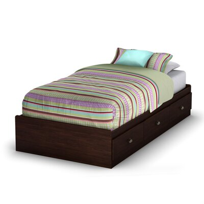 South Shore Willow Twin Mate's Bed Box