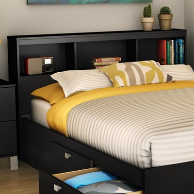 South Shore Spark Bookcase Headboard