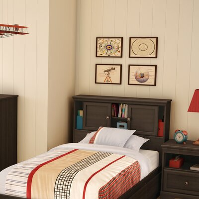 South Shore Sebastian Twin Captain Bedroom Collection
