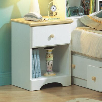 South Shore Newbury 1 Drawer Nightstand
