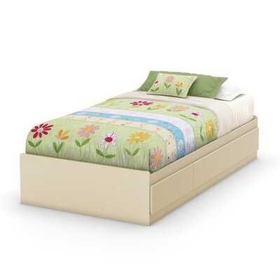 South Shore Hopedale Twin Mates Bed
