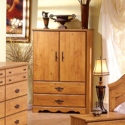 South Shore Huntington Armoire