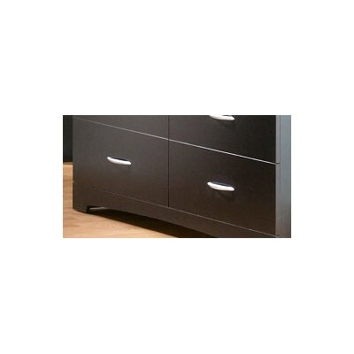 South Shore Back Bay 6 Drawer Double Dresser