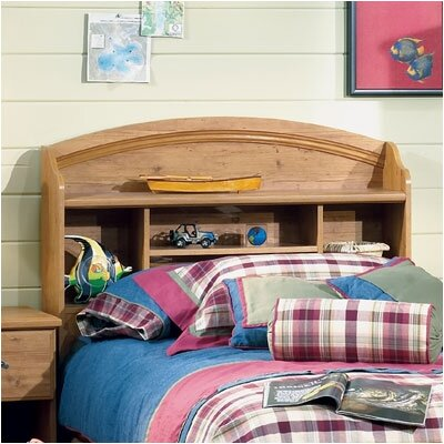 South Shore Roslindale Mates Twin Bookcase Headboard