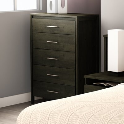 South Shore Gravity Collection 5 Drawer Chest