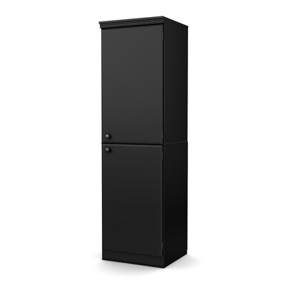 "South Shore Morgan 21"" Narrow Storage Cabinet"