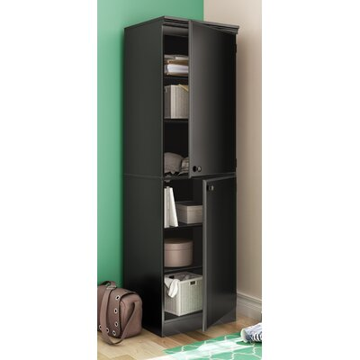 South Shore Morgan Narrow Storage Cabinet