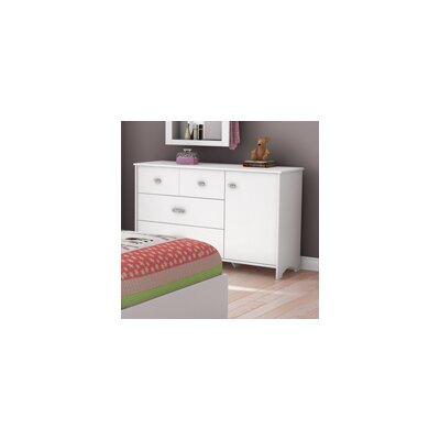 South Shore Tiara 3 Drawer Dresser