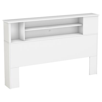 South Shore Vito Bookcase Headboard