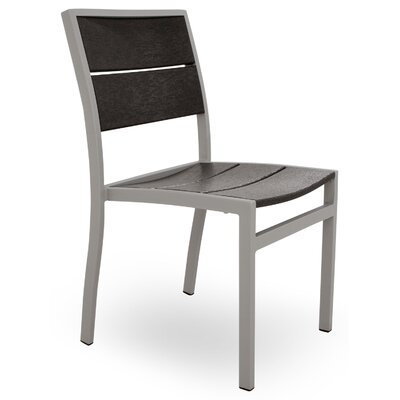 Trex Outdoor Trex Outdoor Surf City Dining Side Chair