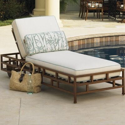 Tommy Bahama Outdoor Ocean Club Resort Chaise Lounge