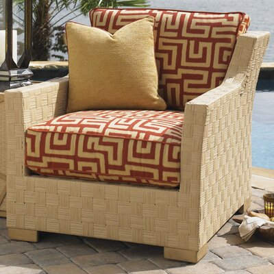 Tommy Bahama Outdoor Canberra Surf and Sand Lounge Chair | Wayfair