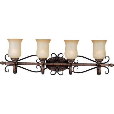 Maxim Lighting Sausalito 4 Light Vanity Light