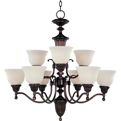 Maxim Lighting Soho 9 Light Chandelier