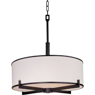 Maxim Lighting Nexus 4 Light Drum Pendant