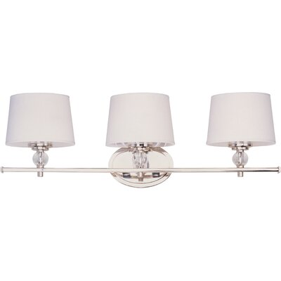 Maxim Lighting Rondo 3 Light Vanity Light