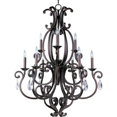 Maxim Lighting 2-43Richmond 9 Light Chandelier