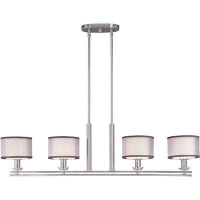 Maxim Lighting Orion 4 Light Kitchen Island Pendant