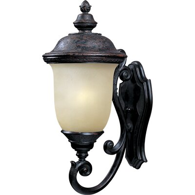 Maxim Lighting Carriage House ES 1 Light Outdoor Wall Lantern